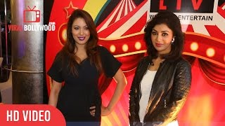 Debina Bonnerjee At Re- LIV With Sony LIV | viralbollywood