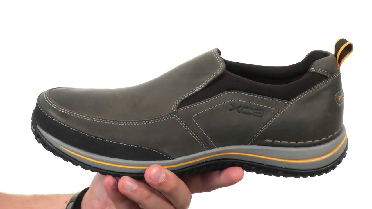 Rockport Walk360 Walking Stretch Slip-On SKU:8567879