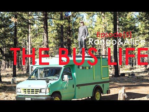 [THE BUS LIFE] EP.5 Rango & ALIC
