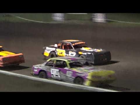 Hobby Stock Amain @ Hancock County Speedway 06/14/19