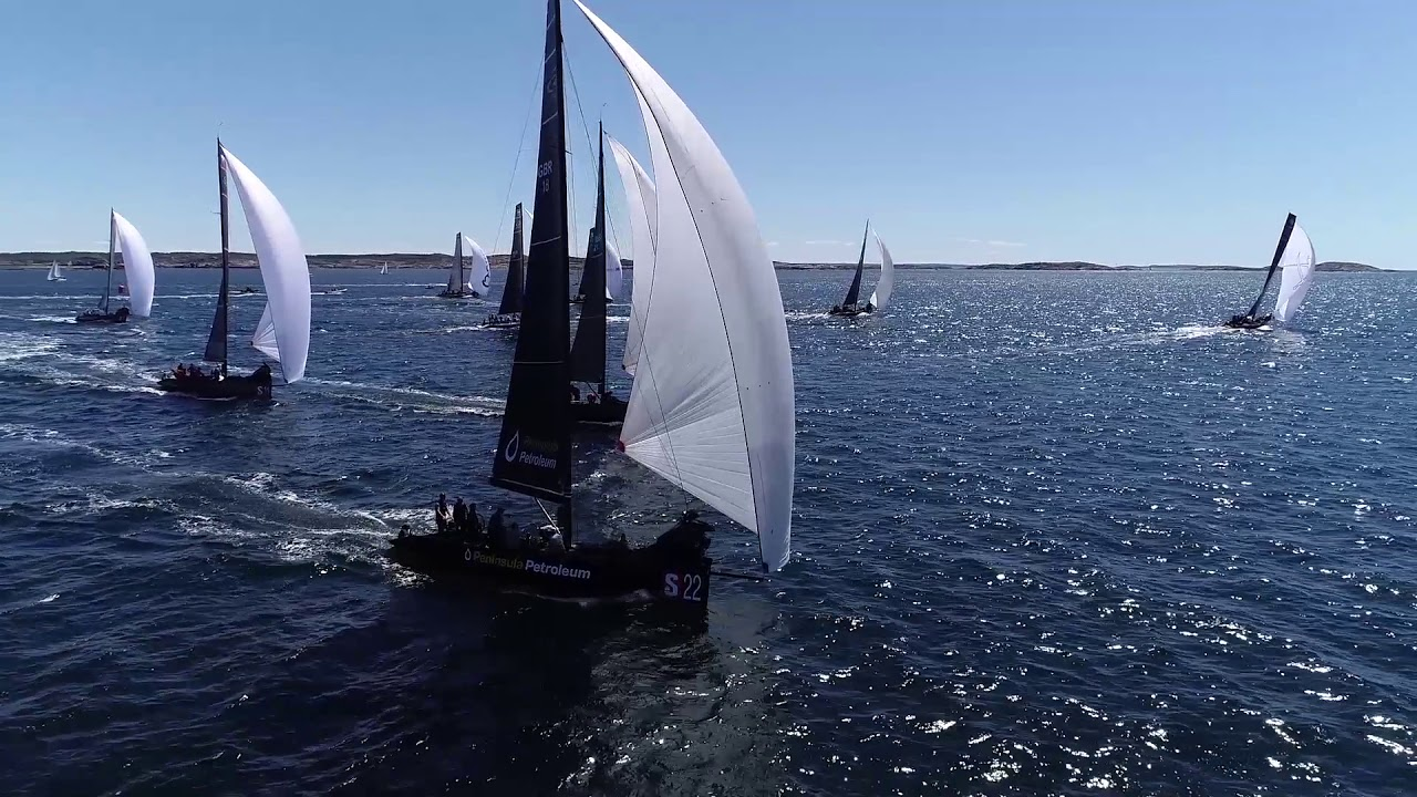 The best of the RC44 Marstrand Cup