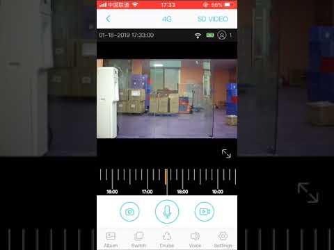 4G Solar Battery camera operation: so easy, try?