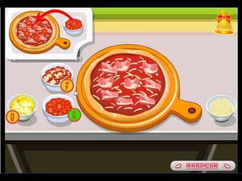 Gotownie Z Tessąpizza Gry W Gotowanie Youtube