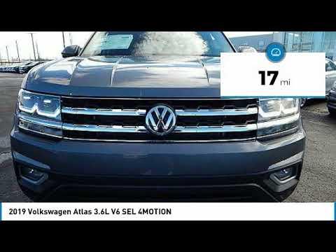 2019 Volkswagen Atlas Edmond Ok, Oklahoma City OK, Norman OK KC544372
