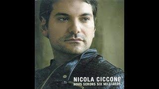 Nicola Ciccone Un ami (avec paroles)