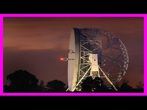 Breaking News | Jodrell bank observatory aims to become world heritage site