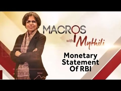 Monetary Statement Of RBI | Macros With Mythili