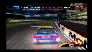 Toca Touring Car Championship PS1