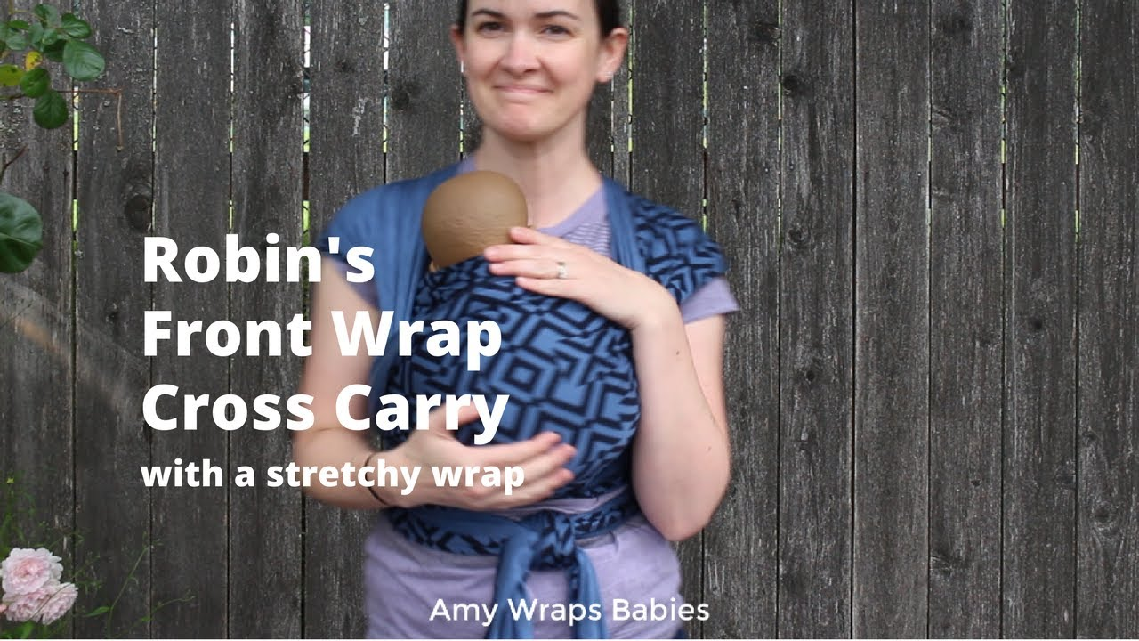 501b1823d50 What else can a stretchy wrap do  Robin s Front Wrap Cross Carry in a Moby  Wrap
