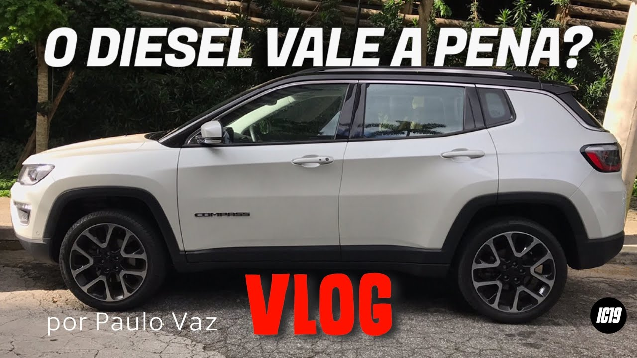 Jeep Compass Limited Diesel Vale A Pena Youtube