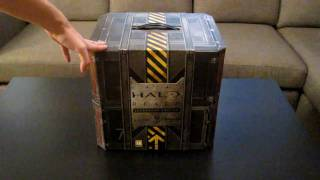 Unboxing Halo: Reach - Legendary Edition
