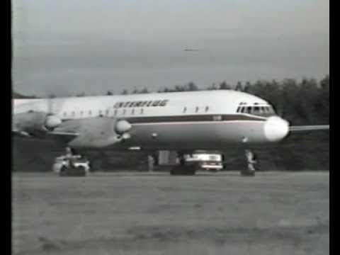 Interflug Iljuschin IL-18