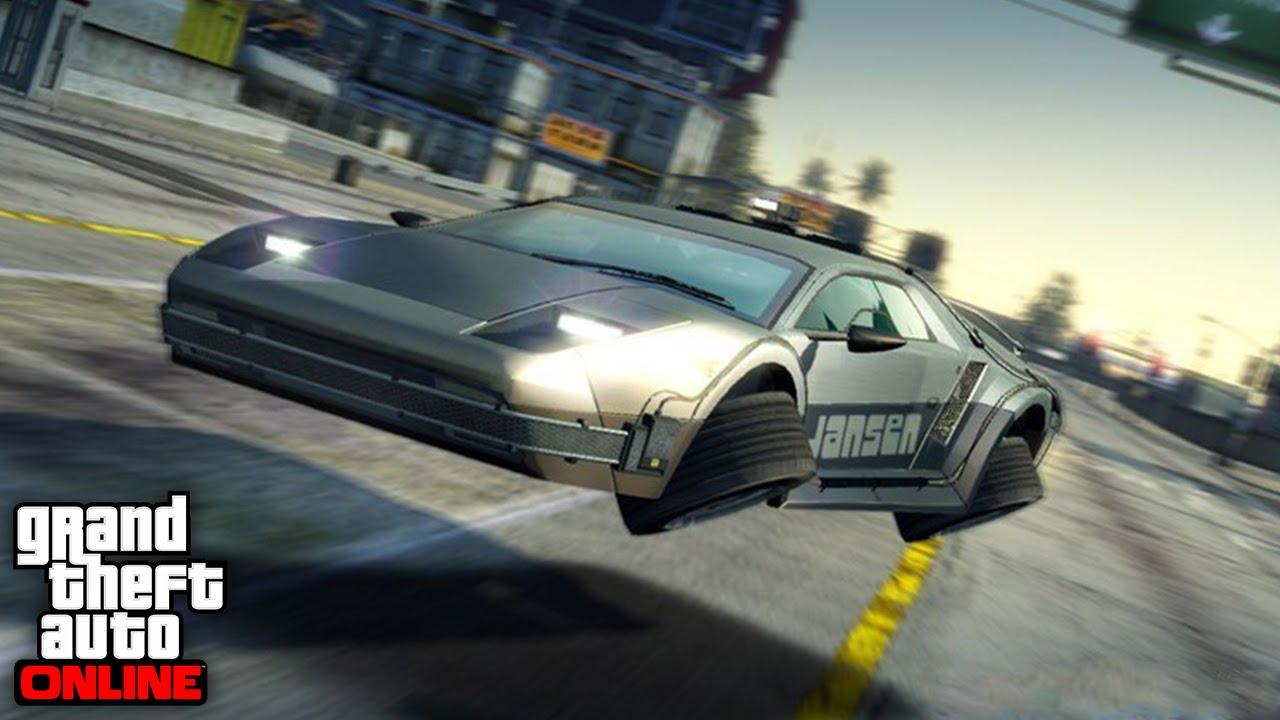 gta 5 hover cars customization secret hover mode customization on gta 5 online gta 5 glitches