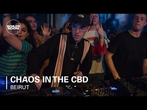 Chaos in the CBD Boiler Room x Ballantine's True Music: Hybrid Sounds Lebanon DJ Set