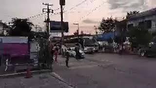 Llegada del Zacatepec al Estadio Agustin Coruco Diaz
