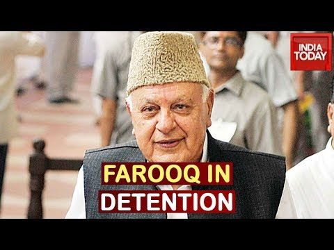 Farooq In Detention: J&K Administration Extends Farooq Abdullah's Detention By 3 Months