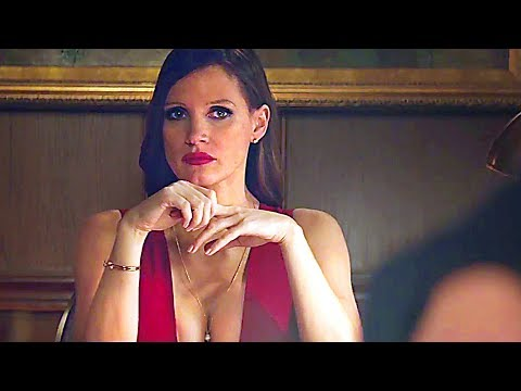 MOLLY'S GAME Bande Annonce ✩ Jessica Chastain, Idris Elba (2017)