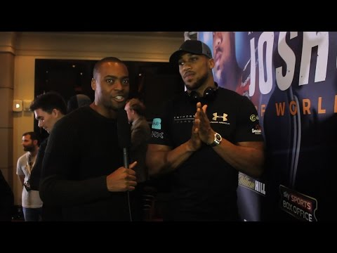Anthony Joshua PREDICTIONS - Canelo vs GGG, Danny Garcia vs Kieth Thurman, Ward vs Kovalev 2