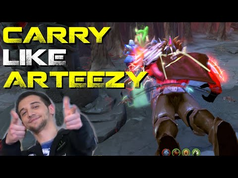 HOW DOES ARTEEZY DO IT?! Let's Find Out.