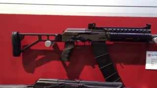 SHOT Show 2015: Kalashnikov USA