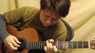 スカボロー・フェア (acoustic guitar solo)