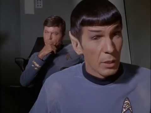 Mr Spock and his logic