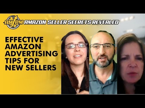 Effective Amazon Advertising Tips for New Sellers