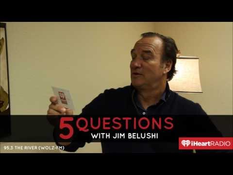 5 Questions with Jim Belushi