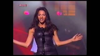 Dana International - Diva (Hungarian TV Show 'Meglepő és Mulatságos').divx