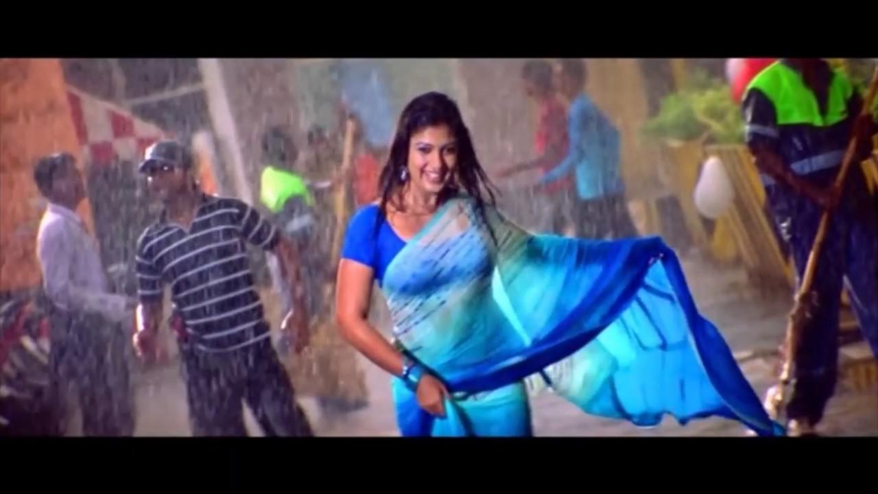 Nayanthara Bubbly Boobs And Navel Enjoyed By Simbu Hot Edit