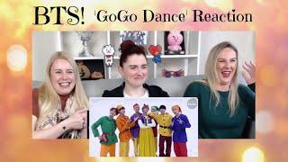 BTS: 'GoGo' Dance Practice Reaction