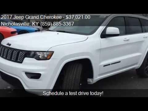 2017 Jeep Grand Cherokee Altitude 4x4 4dr Suv For Sale In Ni Youtube
