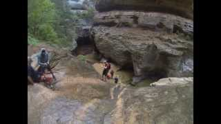The Subway Hike - Zion National Park (Canyoneering) Thumbnail