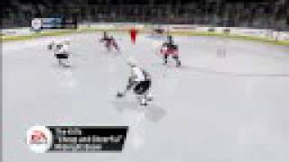 NHL 09 EA Sports Hockey League Trailer