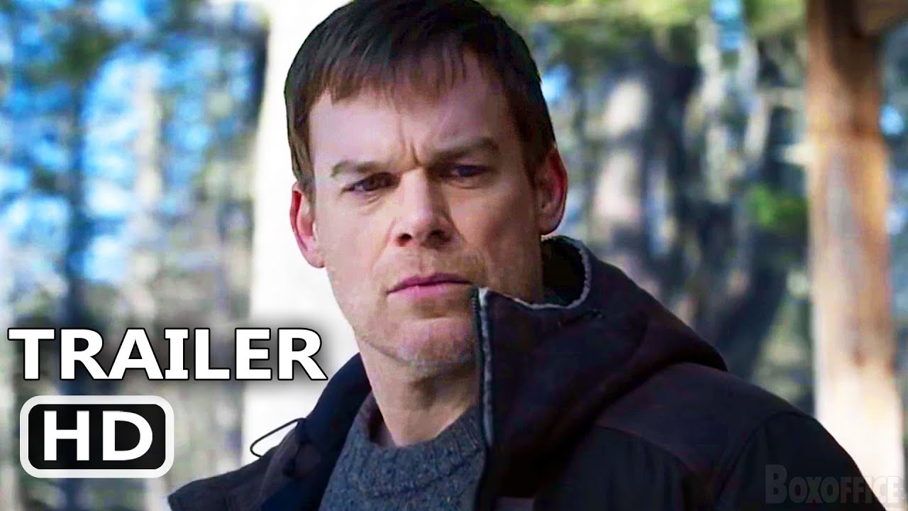 DEXTER: NEW BLOOD Trailer (2021) Season 9
