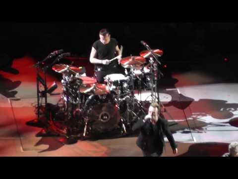 U2 6/25/17: 1 - Sunday Bloody Sunday - Foxborough, MA