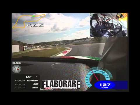 Vallelunga qualifiche CITE on board Peugeot RCZ Cup