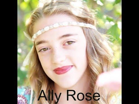 Ally Rose Marella, National Anthem