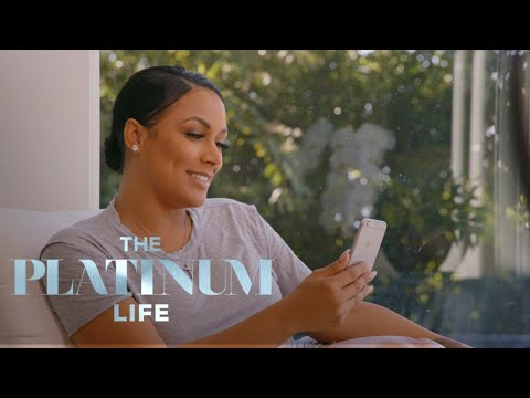 Shantel Jackson Talks to Nelly About Freezing Her Eggs | The Platinum Life | E!