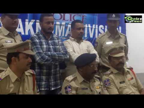 Accused involved in Attempt to Murder case arrested by Falaknuma Police