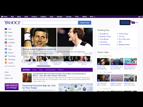 Yahoo Uk Becomes Latest Sponsor Of The Journalism