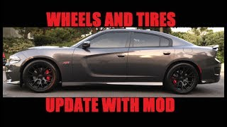Factory Reproductions Wheels and Tires 315/35/20 UPDATE | with Mod