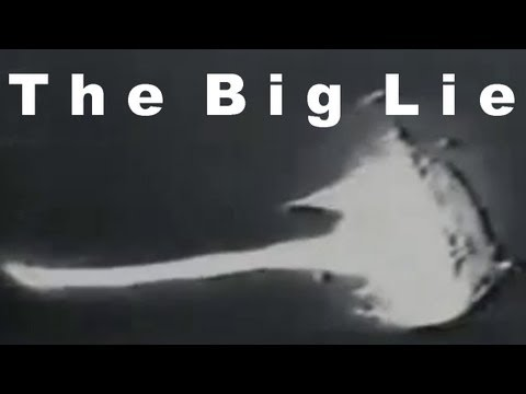 UFOs, Ghosts, the Devil and The Big Lie - Music by: Queens of The Stone Age - Keep Your Eyes Peeled