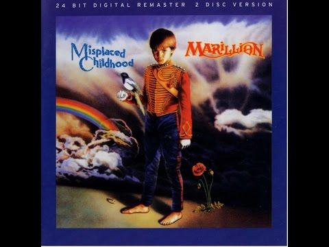 Marillion Misplaced Chilhood 24 bit. Previously unreleased.