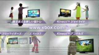 Kinect Japan: 1 2 3 4