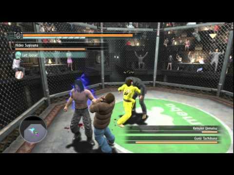 Yakuza 4 - Purgatory Tournament (HD)
