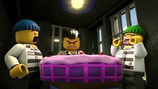 Мультики про машинки и полицейского на русском ЛЕГО мультики LEGO SITI