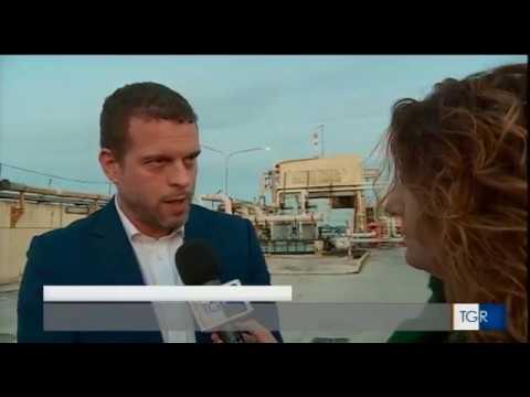 Stefano Vignaroli, sopralluogo al depuratore Ias di Priolo con la Commissione Ecomafie