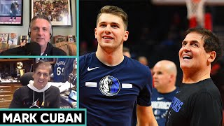 Mark Cuban on Drafting Luka, Owning the Mavs, and the 2020 Season   The Bill Simmons Podcast