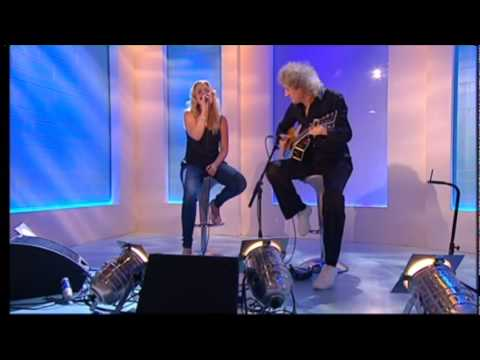 Kerry Ellis & Brian May - I Loved A Butterfly